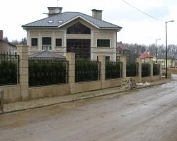 Забор материал Фельзит