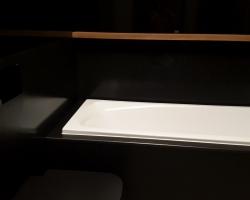 Гранит Абсолют блек (антик, обработка под кожу)