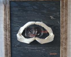 Панно настенное мрамор Имперадор лайт гранит Матрикс