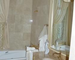 Столешница в ванной Крема валенсия