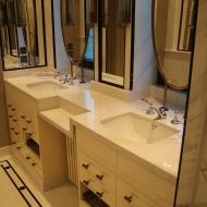 Оформление ванной комнаты. Фото 4.
