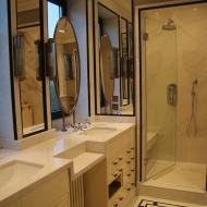 Оформление ванной комнаты. Фото 5.